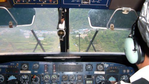 Lukla Airpot