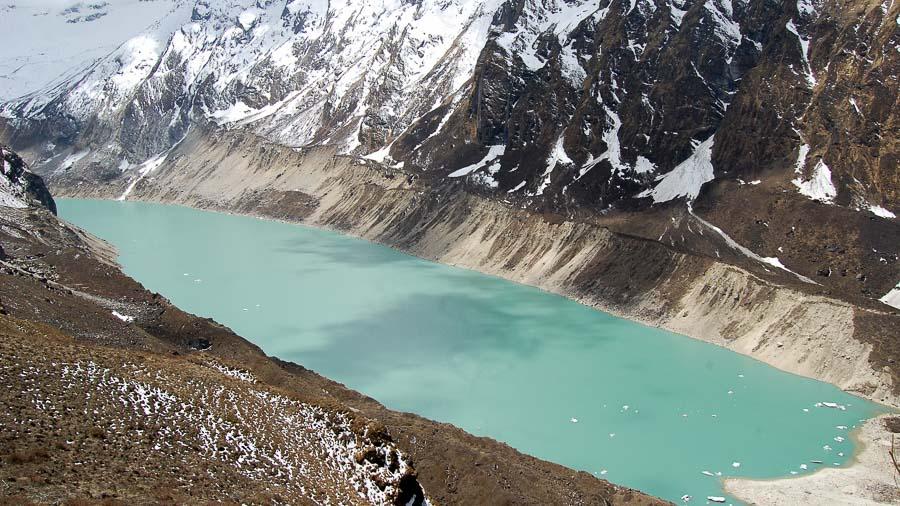 Dona Lake, Nepal.