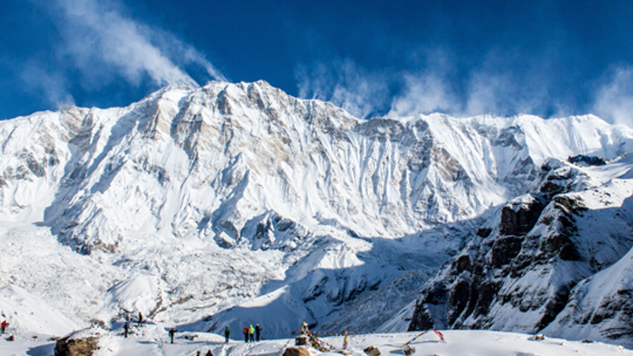 Annapurna Base Camp (ABC)
