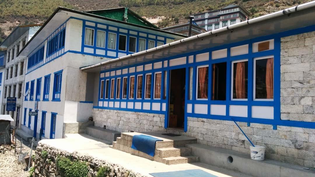 Sona Lodge and Restaurant, Namche Bazaar