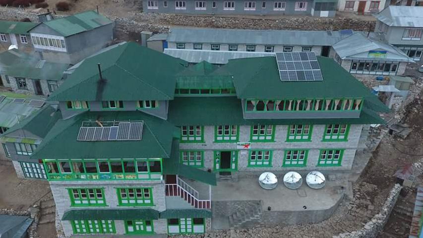 Bright Star Lodge, Dingboche
