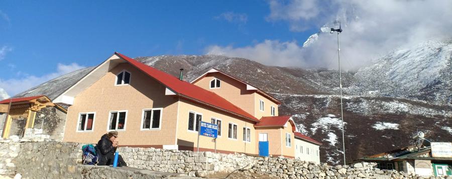 Hotel Tashi Delek, Dingboche
