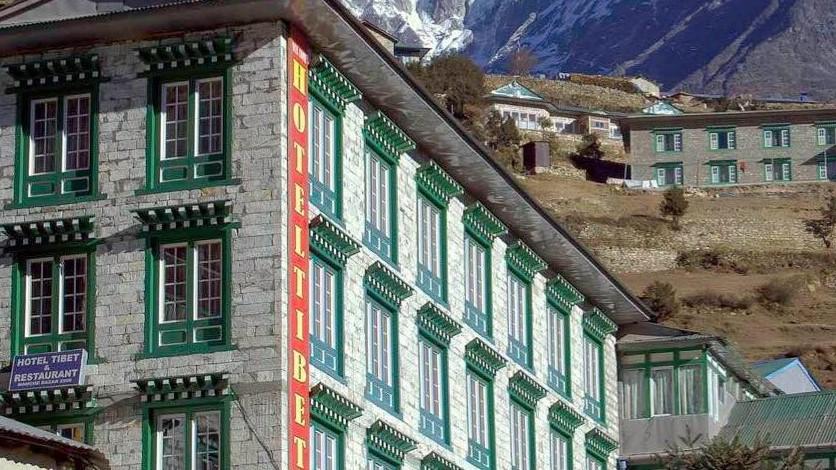 Hotel Tibet, Namche Bazaar