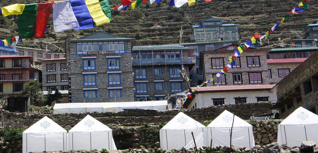 Khumbu Lodge, Namche Bazaar