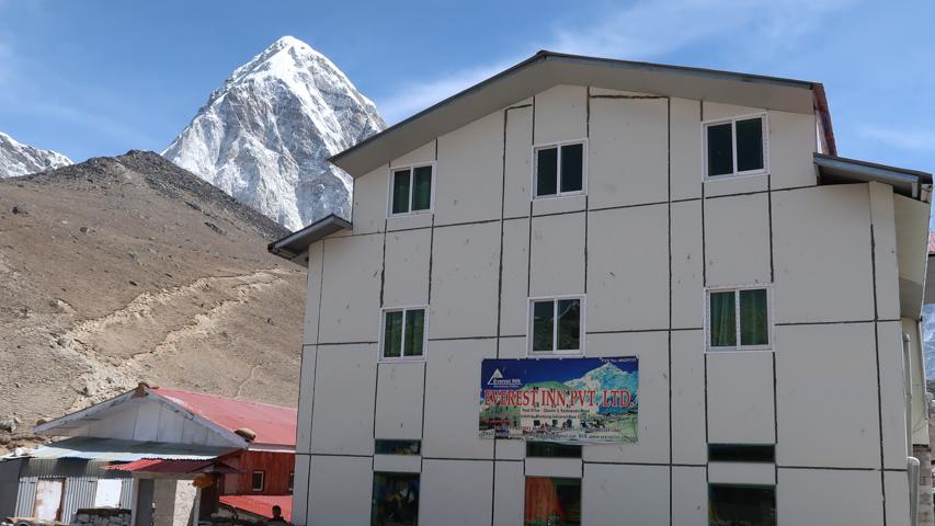 Hotel Everest Inn, Gorakshep