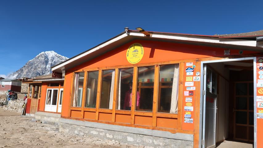 New EBC Guest House, Lobuche