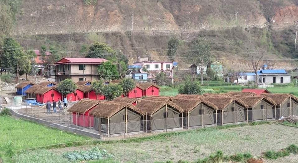 Freedom Resort, Manthali