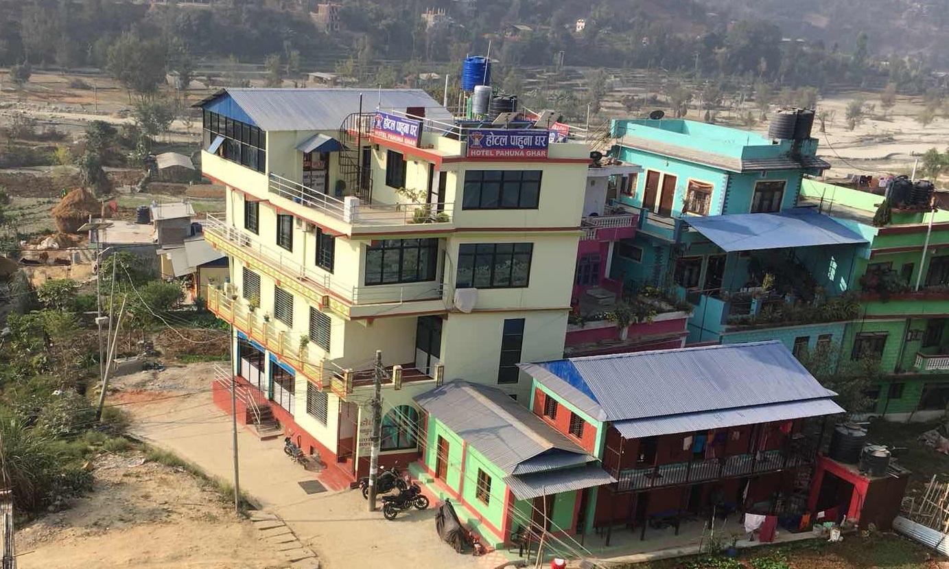 Pahuna Guest House, Manthali