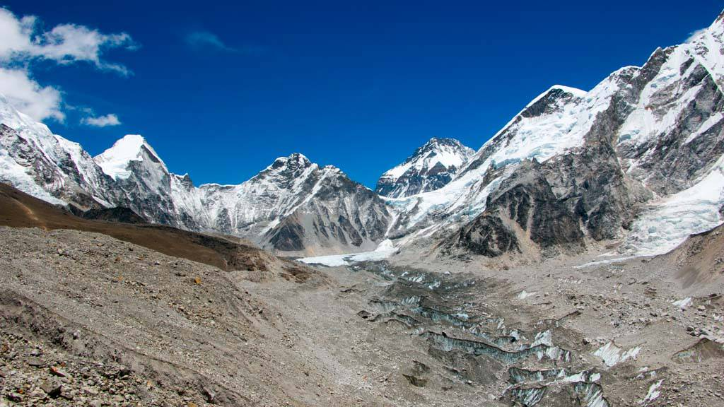 Everest Base Camp Trek for Nepali
