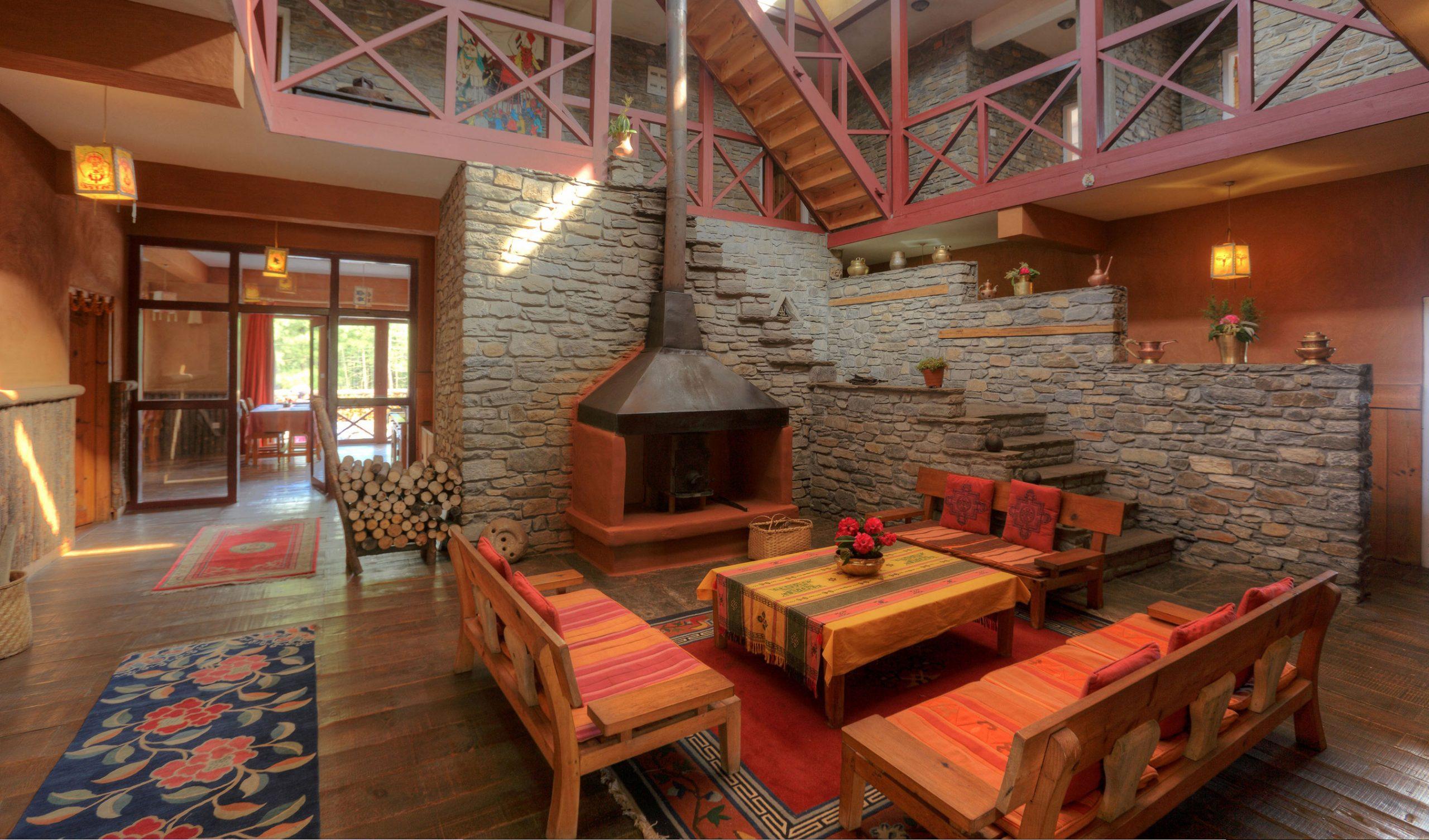 Lodge Thasang Village