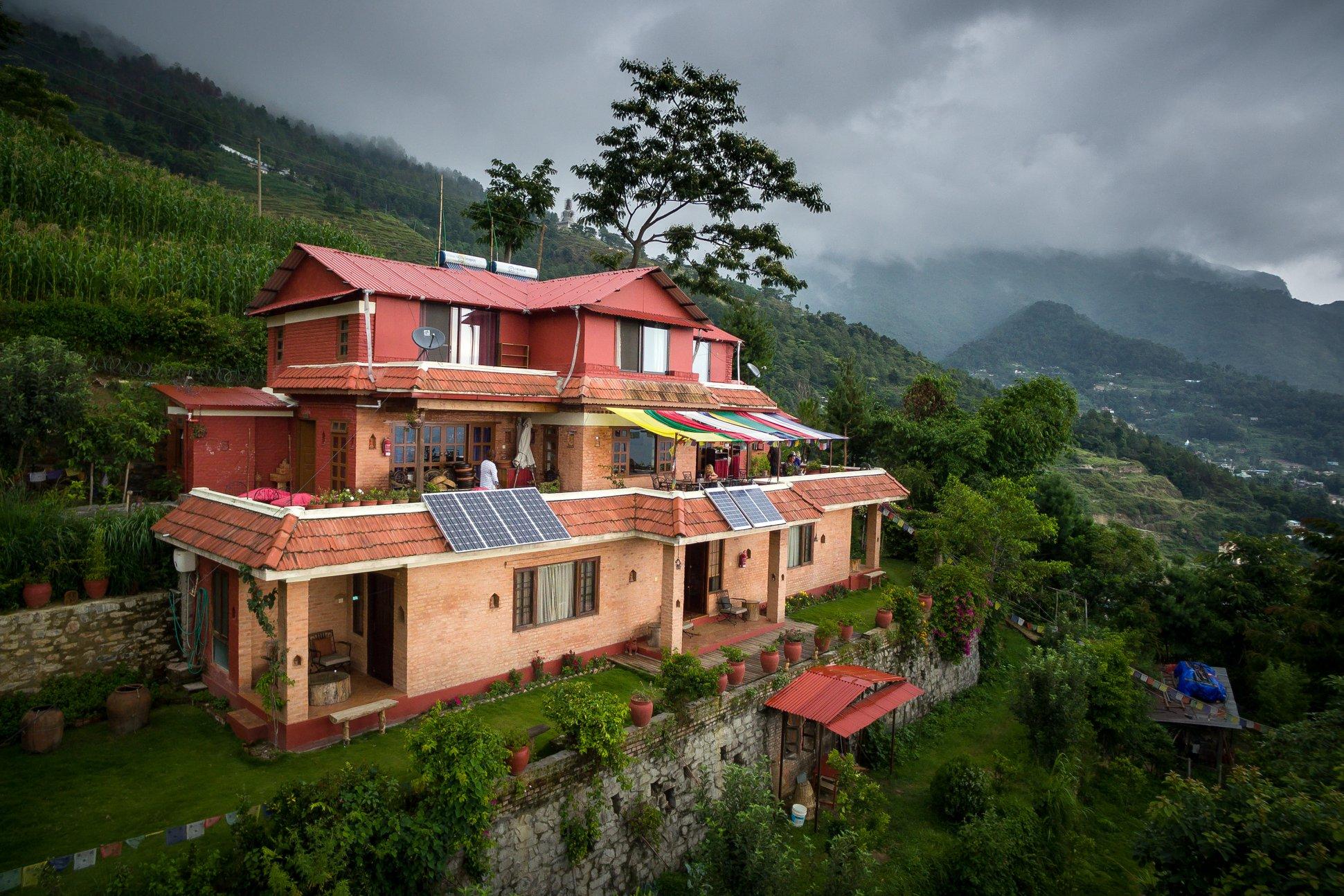 Shivapuri Heights Cottage