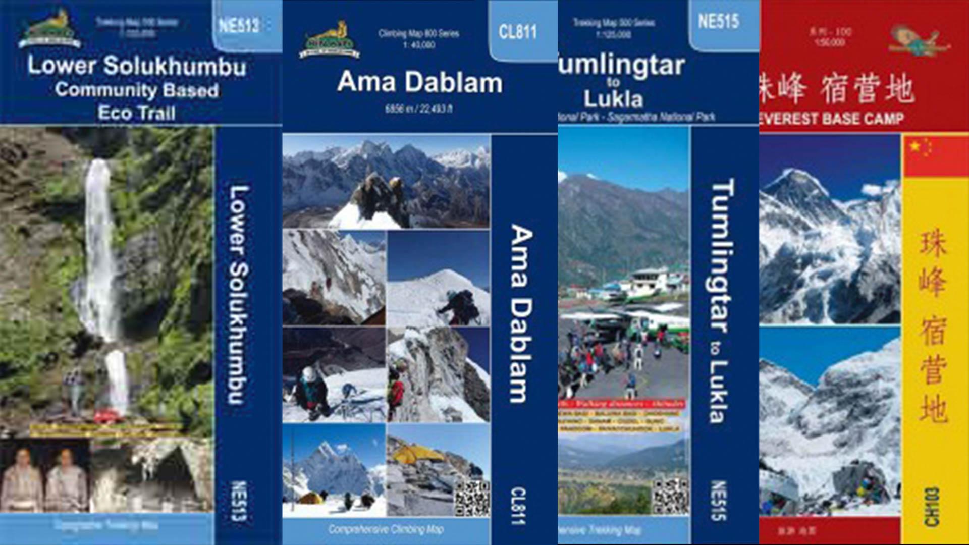 Maps by Himalaya Map House