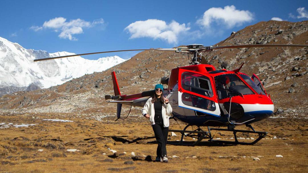 Heli Tour to Everest